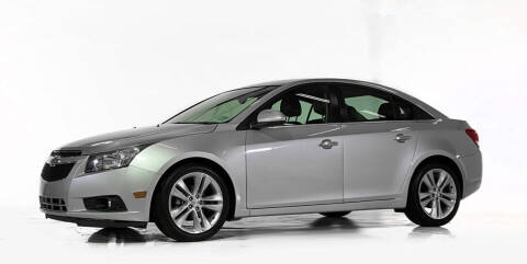 2014 Chevrolet Cruze for sale at Houston Auto Credit in Houston TX