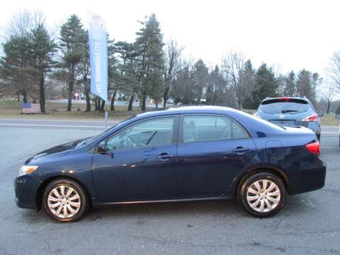 2012 Toyota Corolla for sale at GEG Automotive in Gilbertsville PA