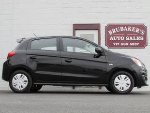 2019 Mitsubishi Mirage for sale at Brubakers Auto Sales in Myerstown PA