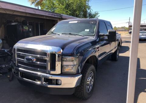 2008 Ford F-250 Super Duty for sale at Valley Auto Center in Phoenix AZ