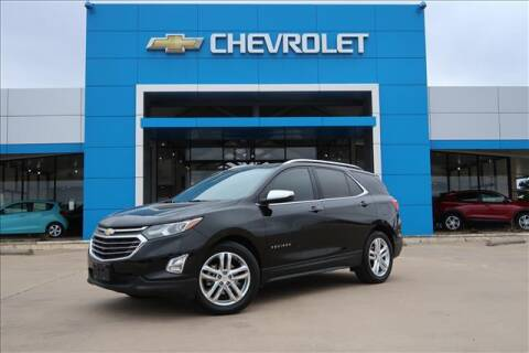 2018 Chevrolet Equinox for sale at Lipscomb Auto Center in Bowie TX