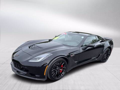 2016 Chevrolet Corvette for sale at Fitzgerald Cadillac & Chevrolet in Frederick MD