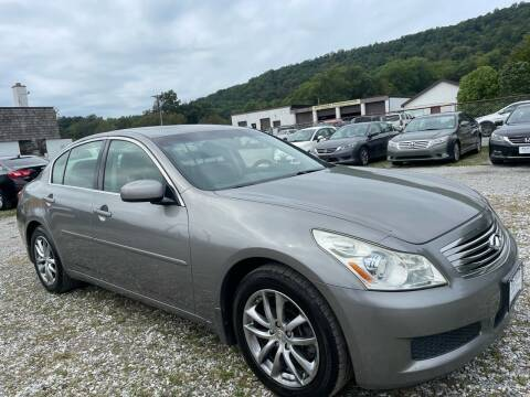 2007 Infiniti G35 for sale at Ron Motor Inc. in Wantage NJ
