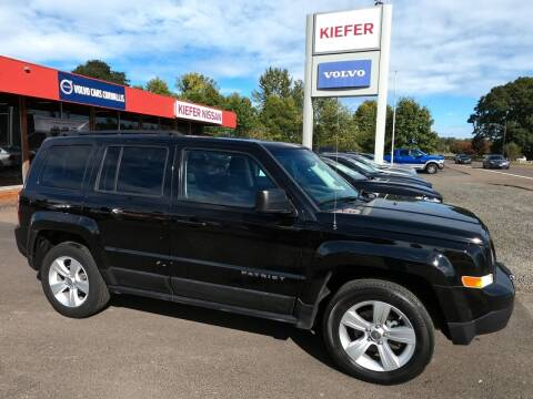 2012 Jeep Patriot for sale at Kiefer Nissan Budget Lot in Albany OR