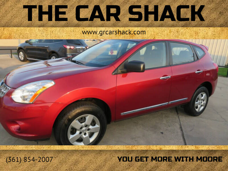 2012 Nissan Rogue for sale at The Car Shack in Corpus Christi TX