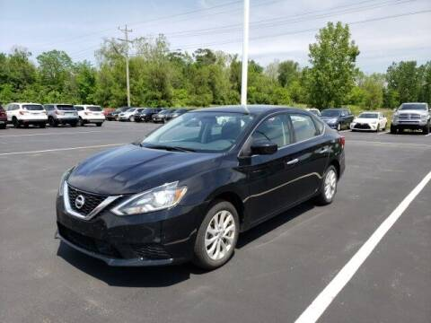 2018 Nissan Sentra for sale at White's Honda Toyota of Lima in Lima OH