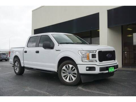 2018 Ford F-150 for sale at Douglass Automotive Group - Jubilee Mitsubishi in Waco TX