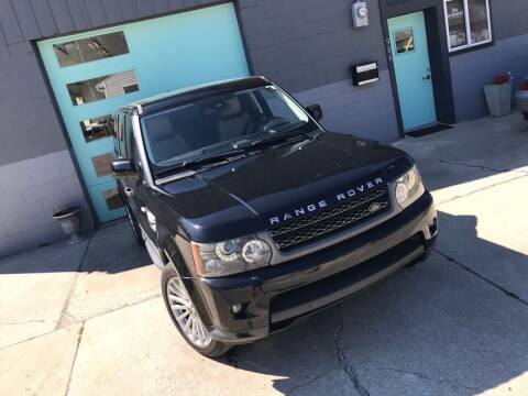2011 Land Rover Range Rover Sport for sale at Enthusiast Autohaus in Sheridan IN