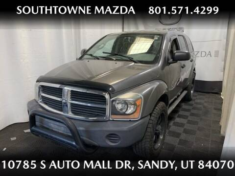 2004 Dodge Durango for sale at Southtowne Mazda of Sandy in Sandy UT