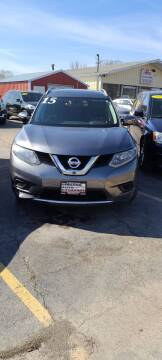 2015 Nissan Rogue for sale at Chicago Auto Exchange in South Chicago Heights IL