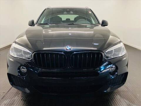 2018 BMW X5 for sale at Champagne Motor Car Company in Willimantic CT