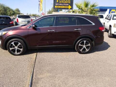 2016 Kia Sorento for sale at 1ST AUTO & MARINE in Apache Junction AZ
