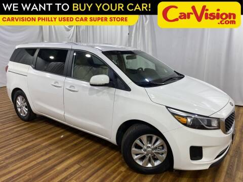 2016 Kia Sedona for sale at Car Vision Mitsubishi Norristown - Car Vision Philly Used Car SuperStore in Philadelphia PA