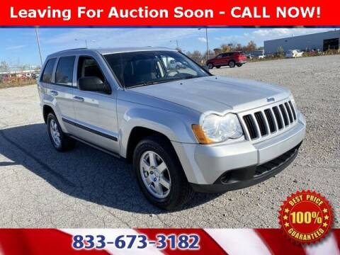 2008 Jeep Grand Cherokee for sale at Glenbrook Dodge Chrysler Jeep Ram and Fiat in Fort Wayne IN