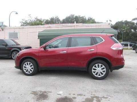 2015 Nissan Rogue for sale at Orlando Auto Motors INC in Orlando FL