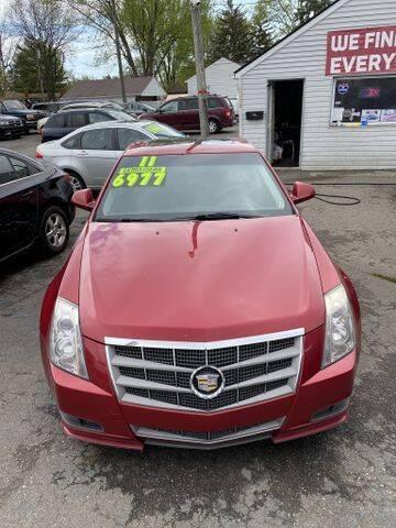 2011 Cadillac CTS for sale at Mastro Motors in Garden City MI
