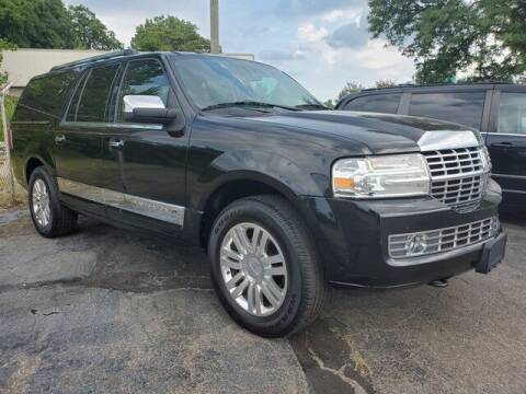 2012 Lincoln Navigator L for sale at Paramount Motors in Taylor MI