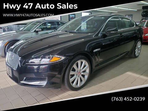 2014 Jaguar XF for sale at Hwy 47 Auto Sales in Saint Francis MN