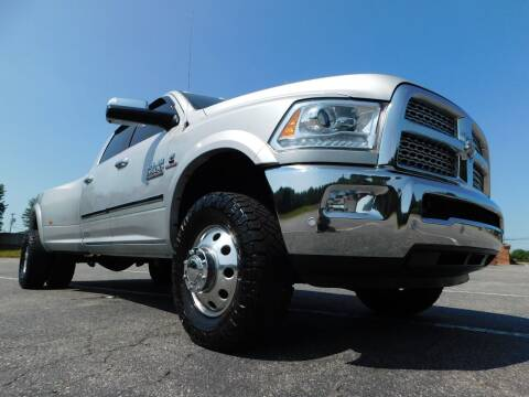 2016 RAM Ram Pickup 3500 for sale at Used Cars For Sale in Kernersville NC