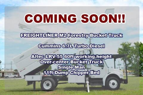 2011 Freightliner M2 106 for sale at American Trucks and Equipment in Hollywood FL