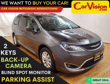 2018 Chrysler Pacifica for sale at Car Vision Mitsubishi Norristown in Trooper PA