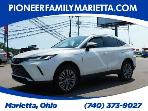 2021 Toyota Venza for sale at Pioneer Family preowned autos in Williamstown WV