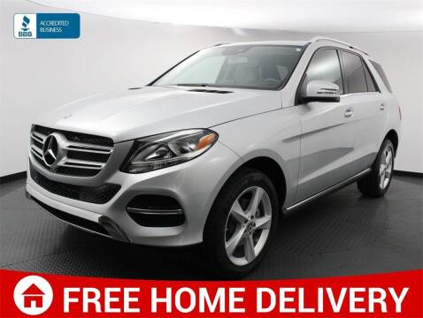 2018 Mercedes-Benz GLE for sale at Florida Fine Cars - West Palm Beach in West Palm Beach FL