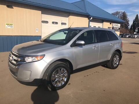 2013 Ford Edge for sale at CItywide Auto Credit in Oregon OH