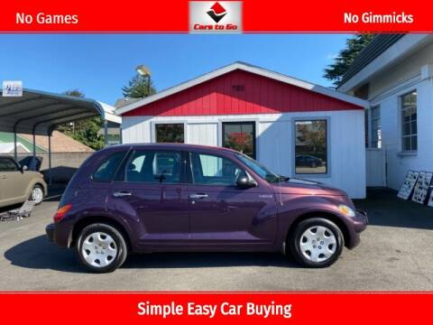 2005 Chrysler PT Cruiser for sale at Cars To Go in Portland OR