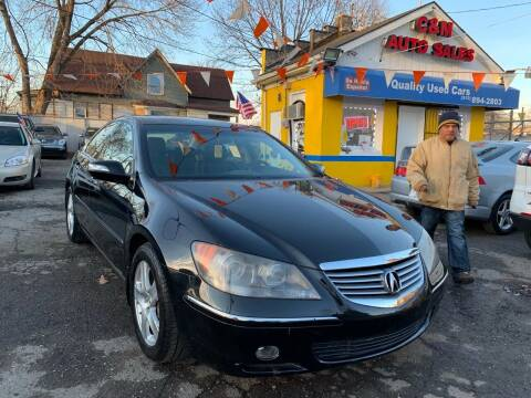2005 Acura RL for sale at C & M Auto Sales in Detroit MI