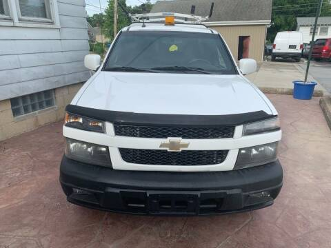 2009 Chevrolet Colorado for sale at Via Roma Auto Sales in Columbus OH