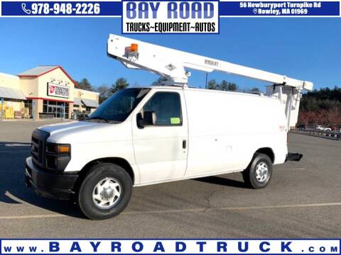 2008 Ford E-350 for sale at Bay Road Trucks in Newbury MA