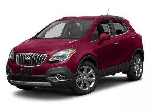 2014 Buick Encore for sale at Griffin Buick GMC in Monroe NC