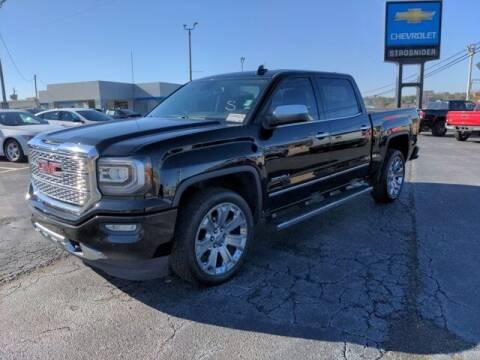 2018 GMC Sierra 1500 for sale at Strosnider Chevrolet in Hopewell VA