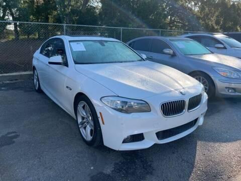 2013 BMW 5 Series for sale at Allen Turner Hyundai in Pensacola FL