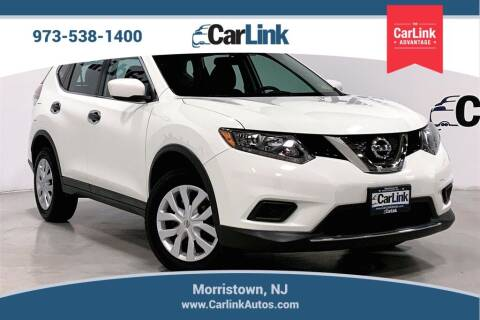 2016 Nissan Rogue for sale at CarLink in Morristown NJ