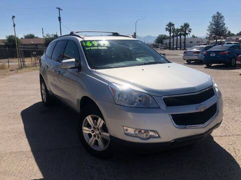 2010 Chevrolet Traverse for sale at Senor Coche Auto Sales in Las Cruces NM