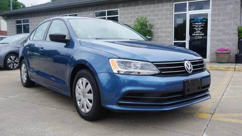 2015 Volkswagen Jetta for sale at World Auto Net in Cuyahoga Falls OH