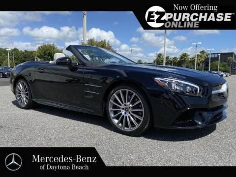 2020 Mercedes-Benz SL-Class for sale at Mercedes-Benz of Daytona Beach in Daytona Beach FL