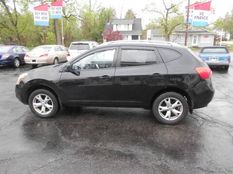 2009 Nissan Rogue for sale at Buyers Choice Auto Sales in Bedford OH