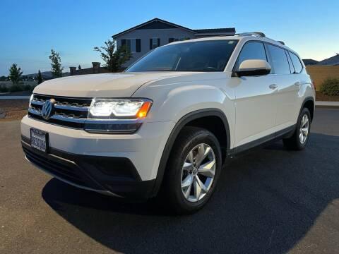 2018 Volkswagen Atlas for sale at 707 Motors in Fairfield CA