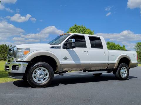2014 Ford F-350 Super Duty for sale at Palmetto Luxury Cars in Florence SC