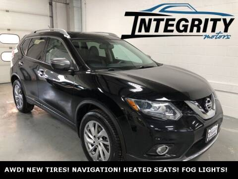 2014 Nissan Rogue for sale at Integrity Motors, Inc. in Fond Du Lac WI