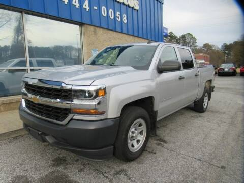 2018 Chevrolet Silverado 1500 for sale at Southern Auto Solutions - Georgia Car Finder - Southern Auto Solutions - 1st Choice Autos in Marietta GA