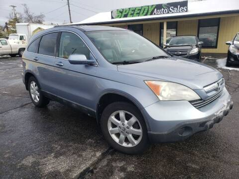 2008 Honda CR-V for sale at speedy auto sales in Indianapolis IN
