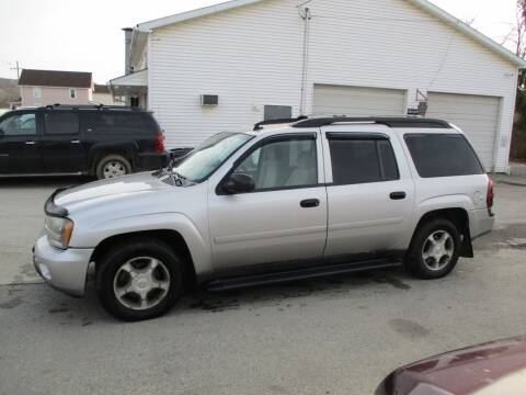 2006 Chevrolet TrailBlazer EXT for sale at ROUTE 119 AUTO SALES & SVC in Homer City PA