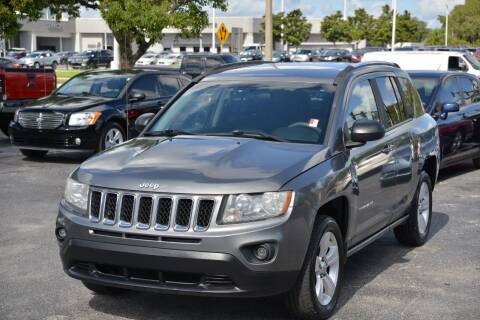 2012 Jeep Compass for sale at Motor Car Concepts II - Colonial Location in Orlando FL