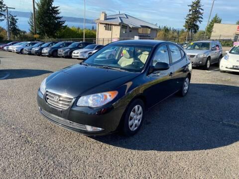 2008 Hyundai Elantra for sale at KARMA AUTO SALES in Federal Way WA