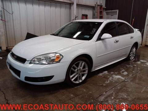 2014 Chevrolet Impala Limited for sale at East Coast Auto Source Inc. in Bedford VA