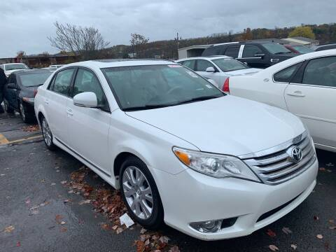 2011 Toyota Avalon for sale at Trocci's Auto Sales in West Pittsburg PA